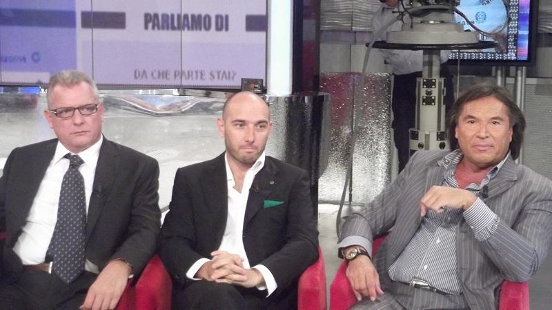 Evasione fiscale: battibecco tra Marco Paccagnella e Valerio Merola a Canale 5