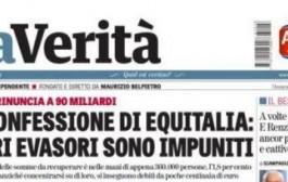 Prelievi sui cc, confessioni da Equitalia, gli abusi del jobs act.