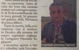 Anche ad Asti il nascente Polo del Contribuente