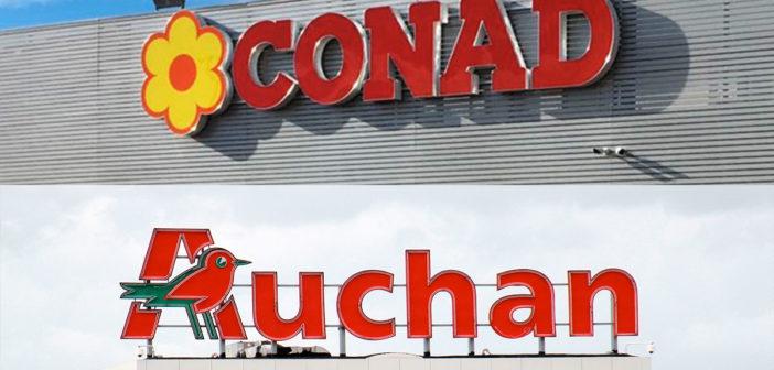 Conad diventa leader sacrificando 25 mila famiglie italiane?